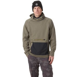 Tricot Peak Tech Hoodie - Men's Dusty Olive, L - Good
