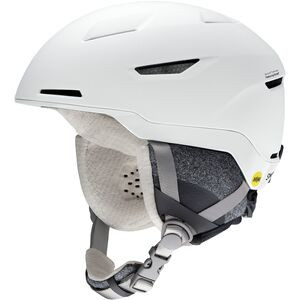 Vida MIPS Helmet Matte Satin White, S - Like New