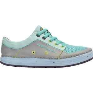 Brewess 2 Water Shoe - Women's Turquoise Gray, 6.5 - Good