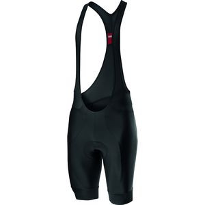 Entrata Bib Short - Men's Black, L - Excellent