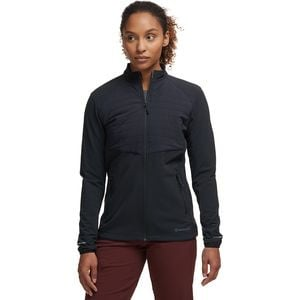 Wasatch Crest Hybrid Jacket - Women's Black, M - Excellent