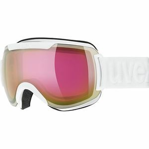 Downhill 2000 Goggle White/Rose-CV-HCO, One Size - Good