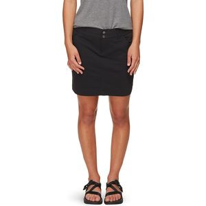 Saturday Trail Skort - Women's Black, 10 - Excellent
