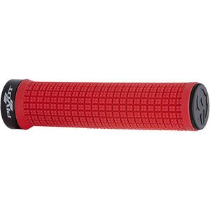 Phoenix Factory Lock-On Grip Red, 30-32mm Tapered - Good