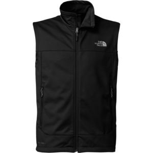 Canyonwall Fleece Vest - Men's Tnf Black, XL - Excellent
