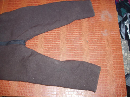 US Army PILE WINTER Pants Size Large