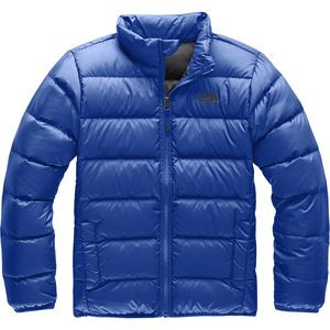 Andes Jacket - Boys' Tnf Blue, M - Good