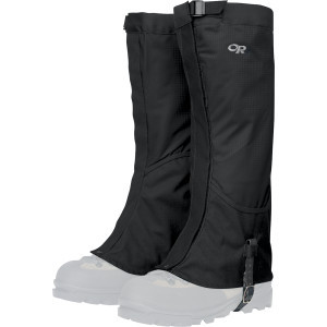 Verglas Gaiter Black, L - Excellent