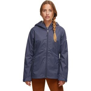 Rainie Falls Rain Jacket - Women's Nocturnal, M - Excellent