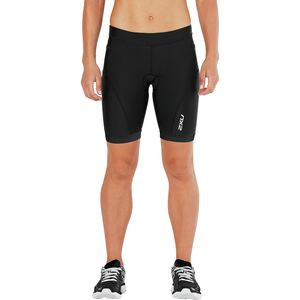 Active Tri 7in Short - Women's Black/Black, M - Good