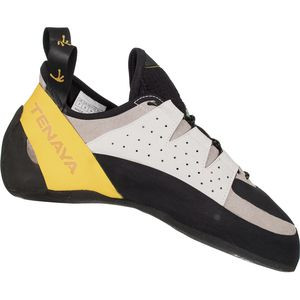 Tarifa Climbing Shoe Yellow/White/Black, 9.5 - Good