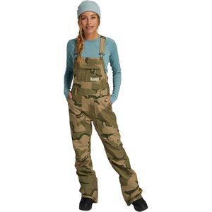 Avalon Bib Pant - Women's Barren Camo, L/Reg - Fair