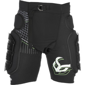 Shield Short Hardtail V2 Black, S - Good