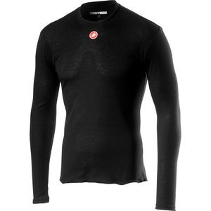 Prosecco R Long-Sleeve Base Layer Top - Men's Black, L - Excellent