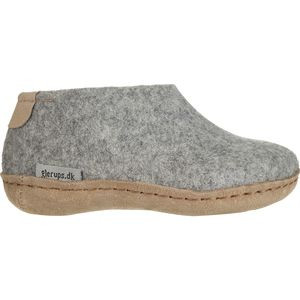 Shoe Slipper - Toddlers' Grey, 22.0 - Excellent