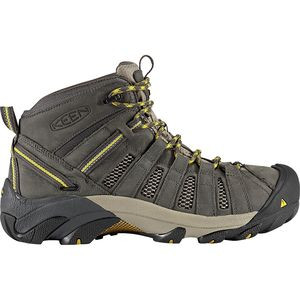 Voyageur Mid Hiking Boot - Men's Raven/Tawny Olive, 9.0 - Fair