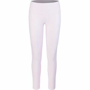 High-Waisted Airbrush Legging - Women's Soft Pink, S - Excellent