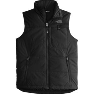 Harway Insulated Vest - Boys' Tnf Black, S - Excellent