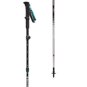 Distance FLZ Trekking Poles - Women's Evergreen, 105-125cm - Good