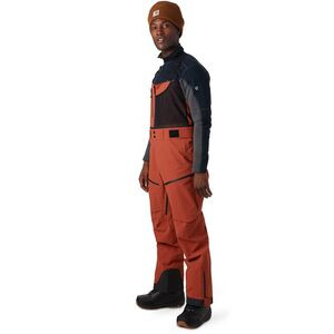 Cottonwoods GORE-TEX Bib Pant - Men's Gingerbread, M - Fair