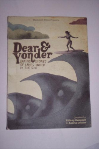 Dear & Yonder Daring stories of Ladies united by the Sea VHTF Surfing