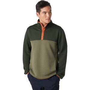 Stoic 1/4 Pullover - Men's Green, M - Like New