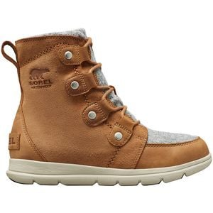 Explorer Joan Boot - Women's Camel Brown, 6.5 - Excellent