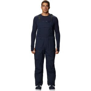 Firefall Bib Pant - Men's Dark Zinc, L/Reg - Good