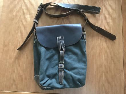 United By Blue over the shoulder bag