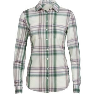 Kala Long-Sleeve Shirt - Women's Bracken/Lily/Scout, M - Excellent