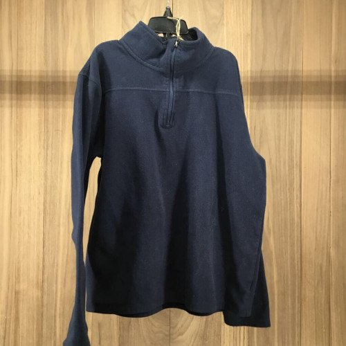 Juniors Blue Fleece