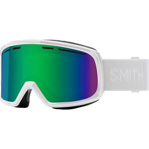 Range Goggles Green Sol-X Mirror/White, One Size - Excellent
