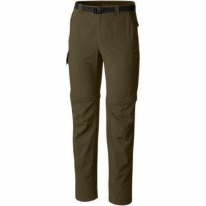 Silver Ridge Convertible Pant - Men's Olive Green, 34x32 - Excellent