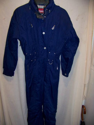 Marker One Piece Onsie Ski Suit, WM 8 Medium