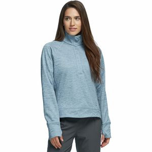 Norse Peak Pullover Fleece - Women's Light Zinc, L - Excellent