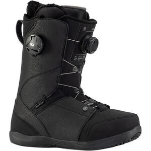 Hera Snowboard Boot - Women's Black, 8.5 - Good