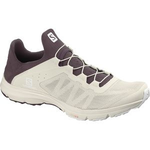 Amphib Bold Shoe - Women's Vanilla Ice/Winetasting/White, US 5.5/UK 4.0 - Excellent
