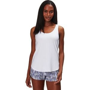 Isla Tank Top - Women's White, L - Good