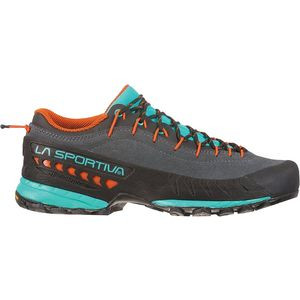 TX4 Approach Shoe - Women's Carbon/Aqua, 40.0 - Excellent