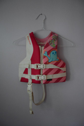 Childs Life Jacket (Girl)