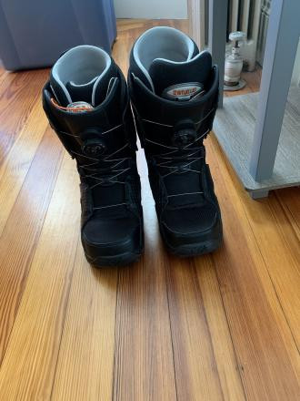 Thirtytwo Focus Boa Womans Snowboarding Boots