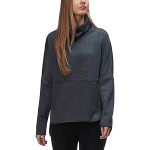 Cozy Slacker Poncho - Women's Tnf Dark Grey Heather, S/M - Excellent