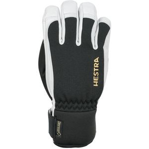 Army Leather GORE-TEX Short Glove - Men's Black/Off White, 8 - Good