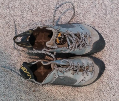 La Sportiva Nagos, Lightly Used