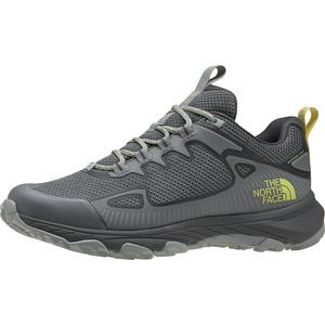 Ultra Fastpack IV Futurelight Hiking Shoe - Women's High Rise Grey/Limelight, 5.5 - Excellent