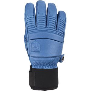 Leather Fall Line Glove - Men's Royal Blue, 9 - Good