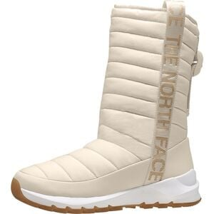 ThermoBall Tall Boot - Women's Vintage White/TNF White, 7.0 - Fair
