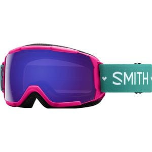 Grom ChromaPop Goggles - Kids' Pink Flowers/Chroma Ed Violet Mir/No Extra Lens, One Size - Good