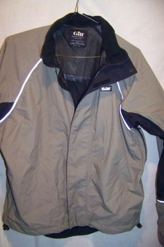 Gill Waterproof Bicycling Jacket, Men's Large