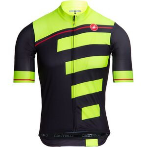 Trofeo Limited Edition Jersey - Men's Fluo Yellow/Dark Gray, XL - Good